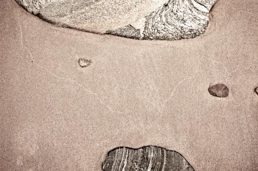 Rocks and Sand I