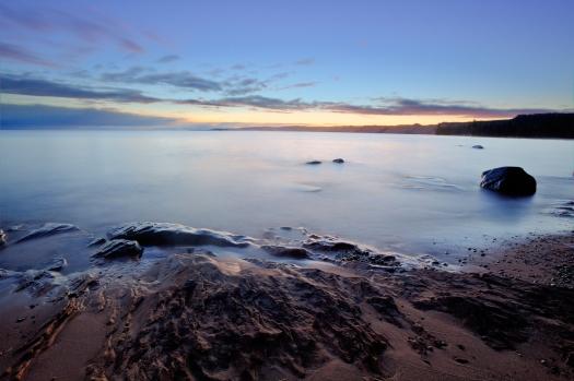 Sunrise Grand Sable Dunes Color